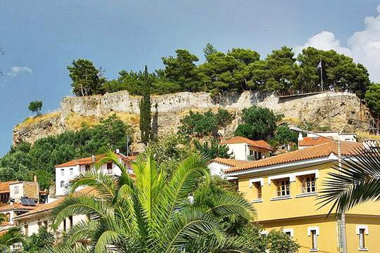 castle of kalamata